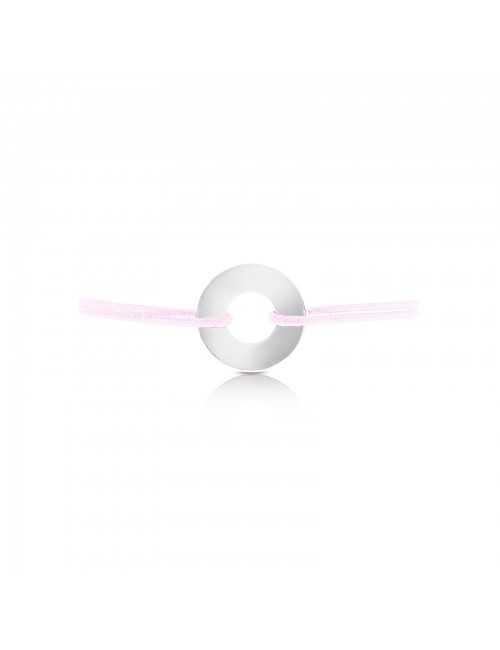 Bracelet cible corde personnalisé enfant