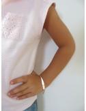 Bracelet esclave personnalisé enfant