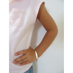 Customized rigid bracelet