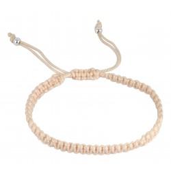 Macrame bracelet man