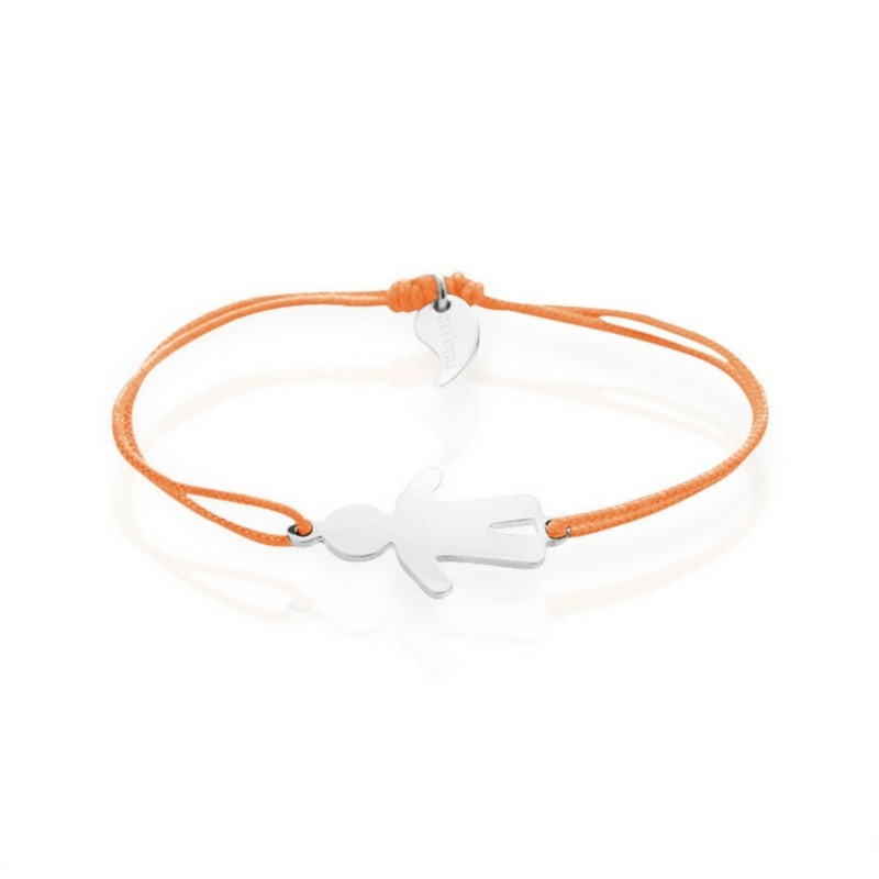 Bracelet character boy personalized woman