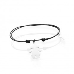 Collier multi papillon argent massif 925