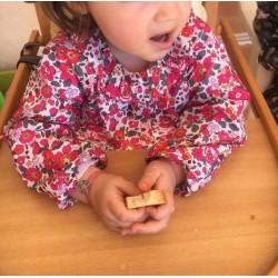 Gepersonaliseerde armband van het kindtouw
