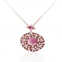 Round Elegance Necklace