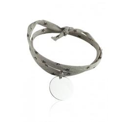 Liberty armband aangepaste medaille 20mm 2 ronden vrouwen