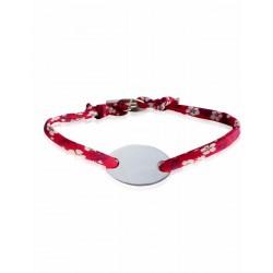 De armband ovale medaille van de vrijheid om kind te branden