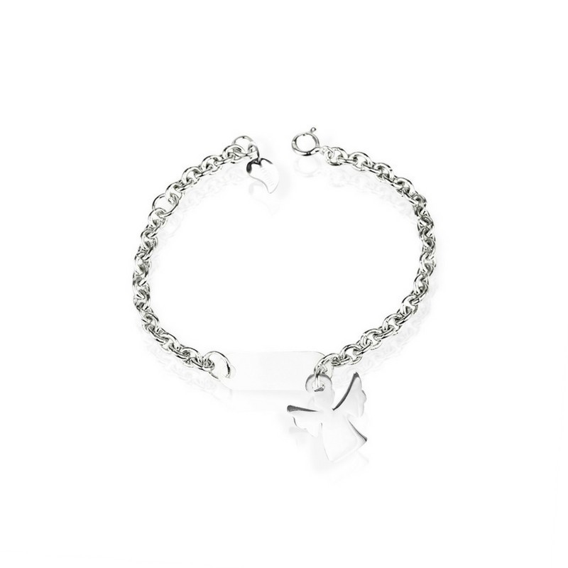 Angel bracelet in silver