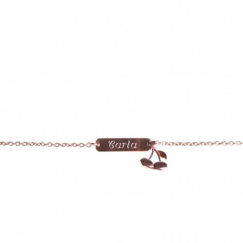 Cherry Bracelet