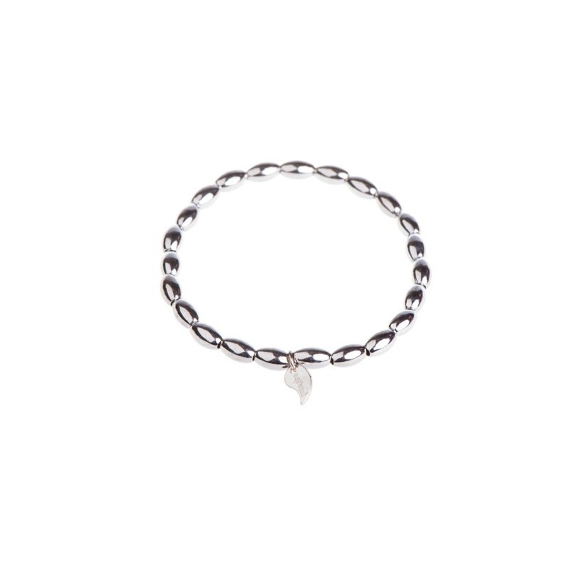 Pearl bracelet rice grains