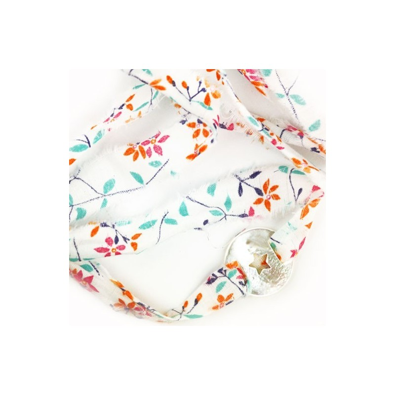Bracelet liberty star child by the Brussels designer Artémi