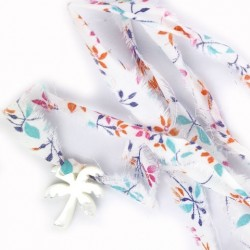 Bracelet Liberty palm tree child by the Brussels designer Artémi