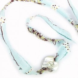 Bracelet liberty Peace enfant par la créatrice bruxelloise Artémi