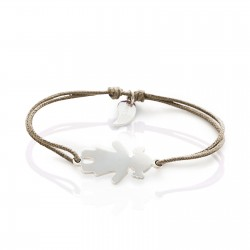 Toddler bracelet curb