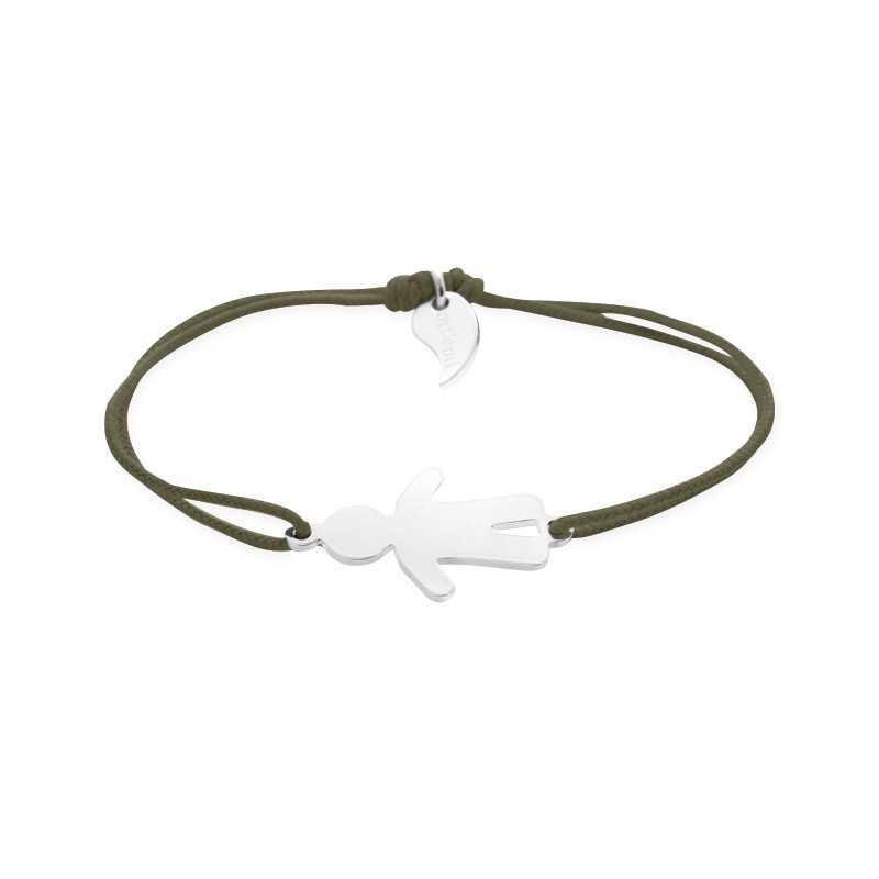 Bracelet personnage garçon personnalisé enfant