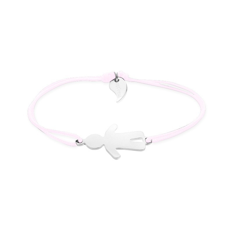 Toddler boy bracelet curb