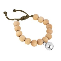 Wood bracelet