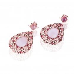 Drop Stone earrings